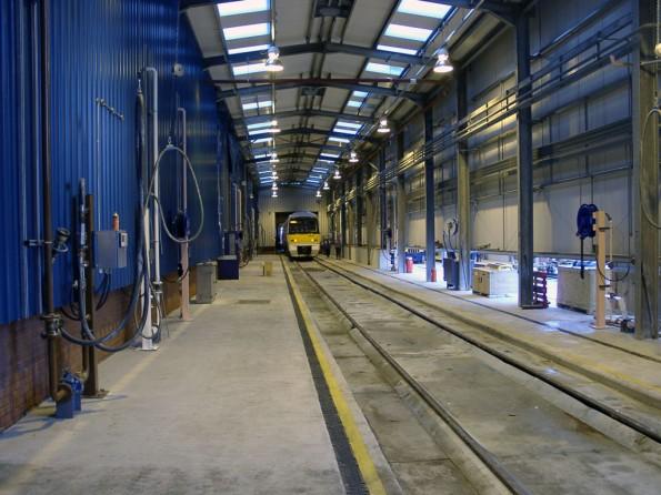 Aylesbury Depot